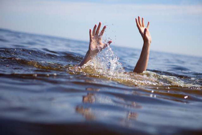 вода утонули