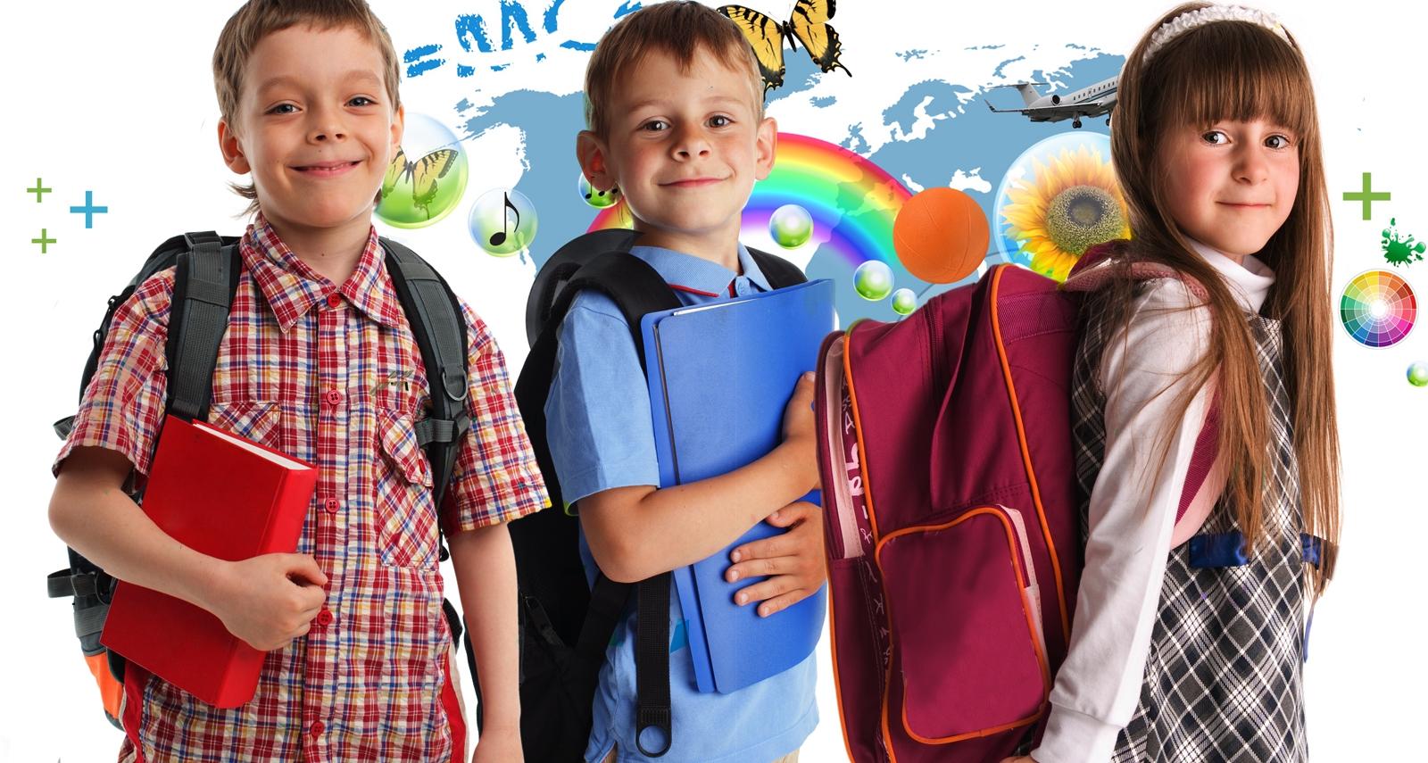 Сколько стоит собрать ребенка в школу. Новости Днепра