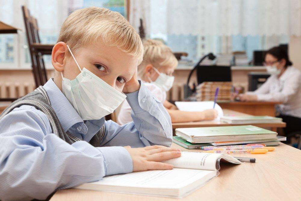 Кто будет выявлять в школах заболевших детей. новости Днепра