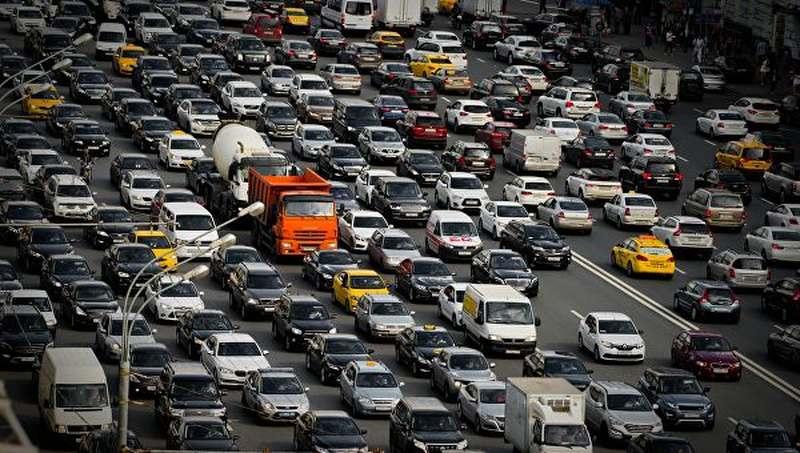 Новости Днепра про Пробки в Днепре: куда с утра ехать не стоит