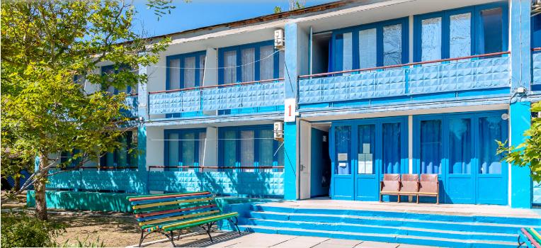 Кирилловка отдых море жилье