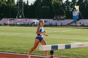 В Луцке прошел чемпионат Украины по легкой атлетике. Посоревноваться съехались более 400 спортсменов из всех областей Украины. Новости Днепра