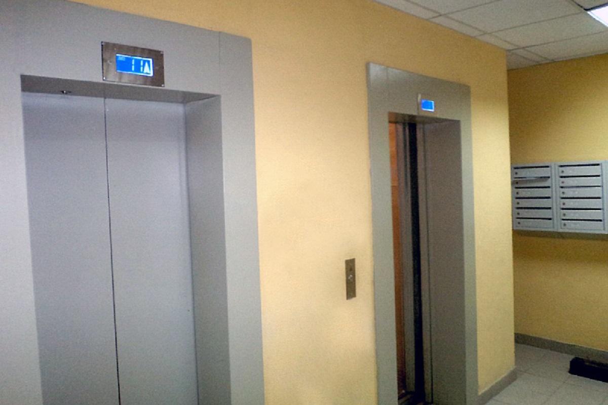 В многоэтажке оборвался лифт. Новости Днепра