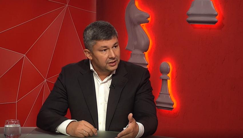 Новости Днепра про Сергей Никитин: Поддержка «Днепровского референдума» – это реакция людей на годы пустых обещаний
