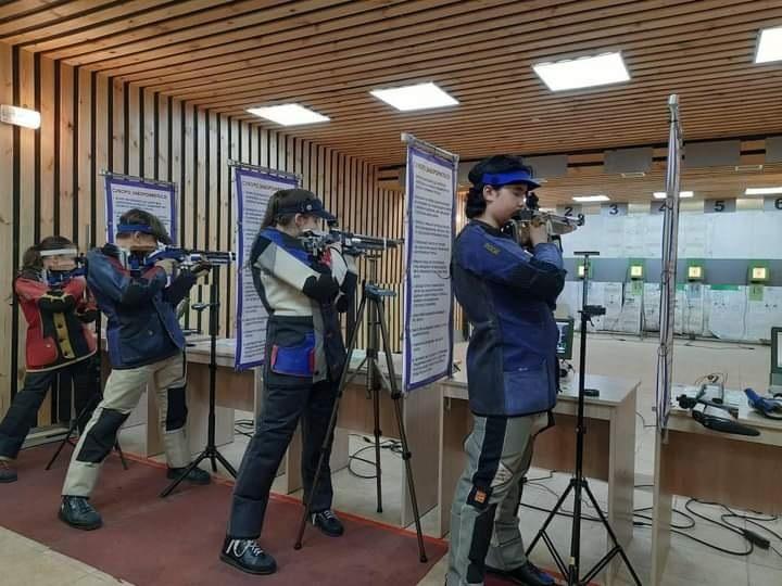 Новости Днепра про Днепряне стали чемпионами Украины по пулевой стрельбе с винтовки и пистолета