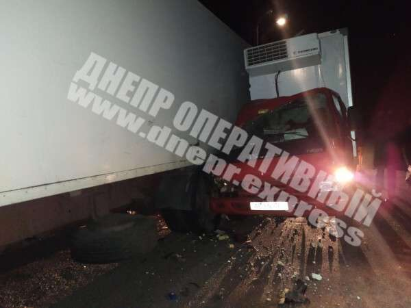 ДТП под Днепром. Новости Днепра
