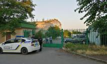 В Днепре пытаются захватить Днепропетровский агрегатный завод