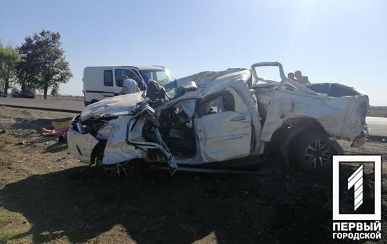 Серьезное ДТП на Днепропетровщине - погибло два человека. Новости Днепра
