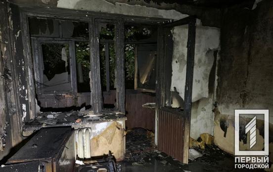 На Днепропетровщине во время пожара погибла женщина. Новости Днепра
