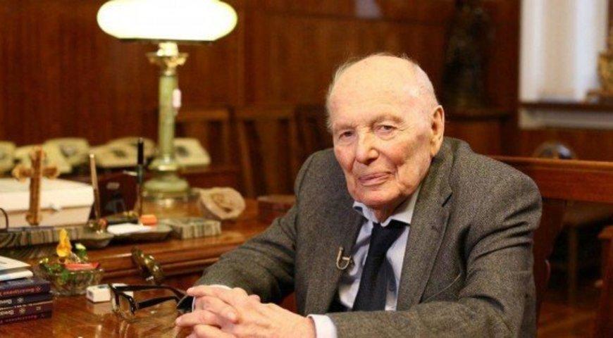 На 102-м году из ушел известный ученый. Новости Днепра