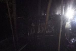 Новости Днепра про На дороге во время движения загорелся автомобиль