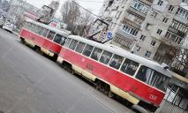 В Днепре просят продлить один из трамвайных маршрутов