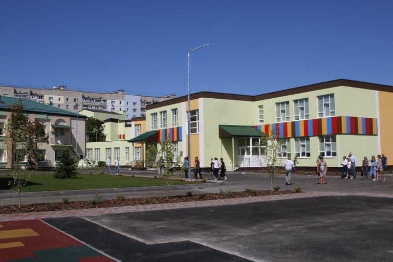 В Слобожанском открылась новая школа. Новости Днепра