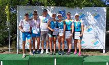 Юные гребцы из Днепропетровщины получили 32 награды на чемпионате Украины
