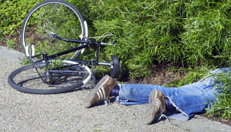 Велосипедисты все чаще попадают в аварии. Новости Днепра