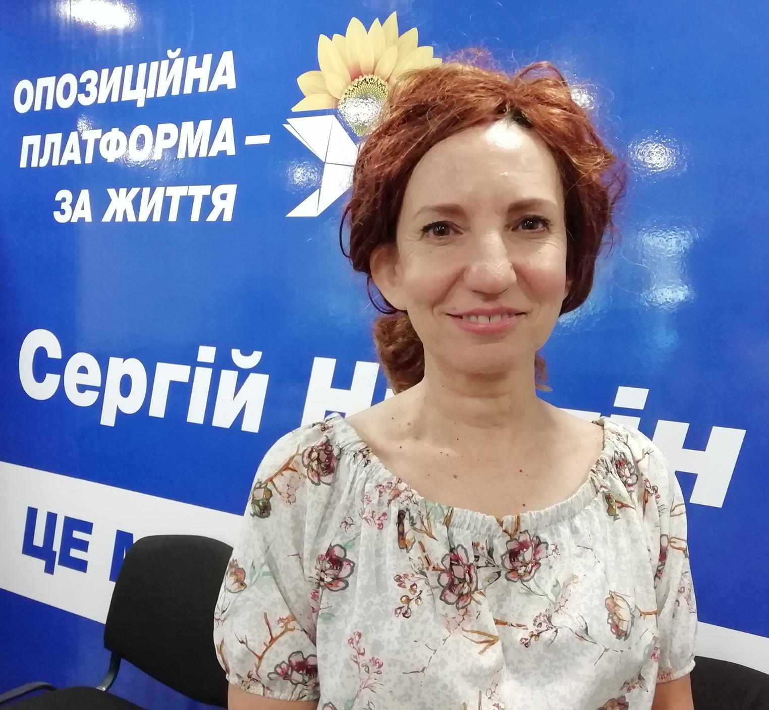 Новости Днепра про Волонтеры поддерживают инициативы «ОП-За жизнь»