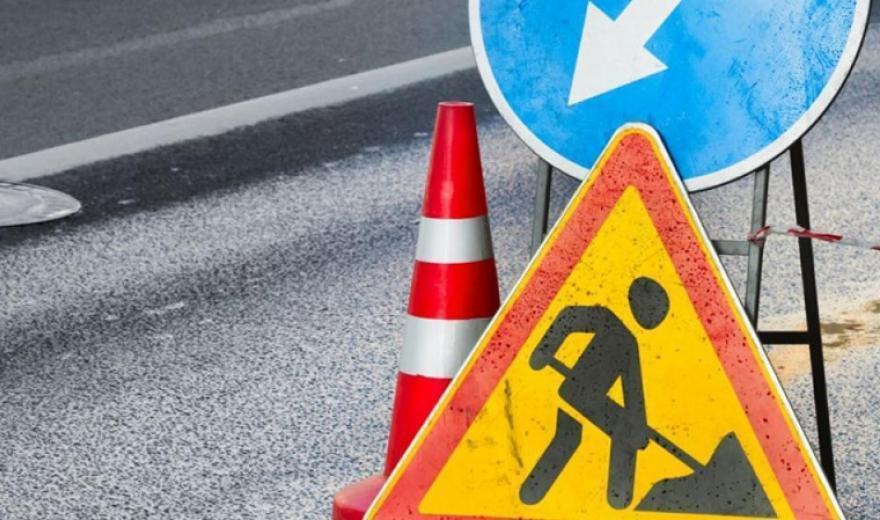 На Паникахи хотят продлить перекрытие тротуара. Новости Днепра