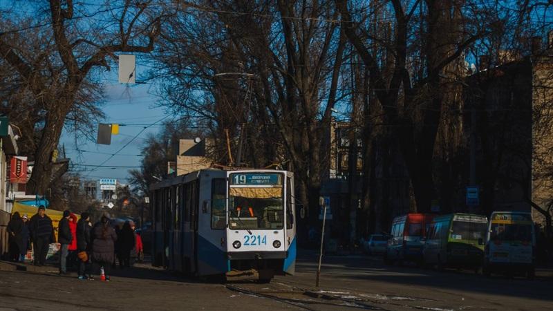 Изменения в работе трамваев. Новости Днепра