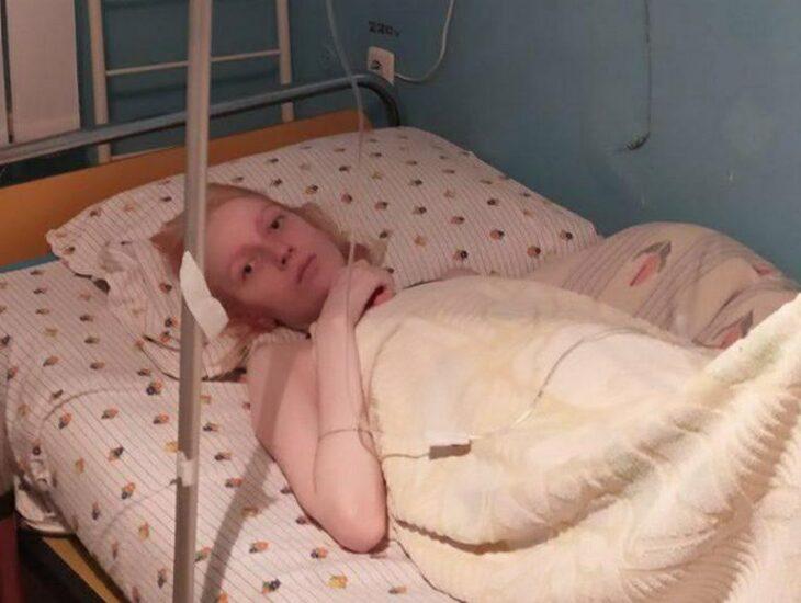 В Днепре спасают жизнь 19-летней девушки. Новости Днепра
