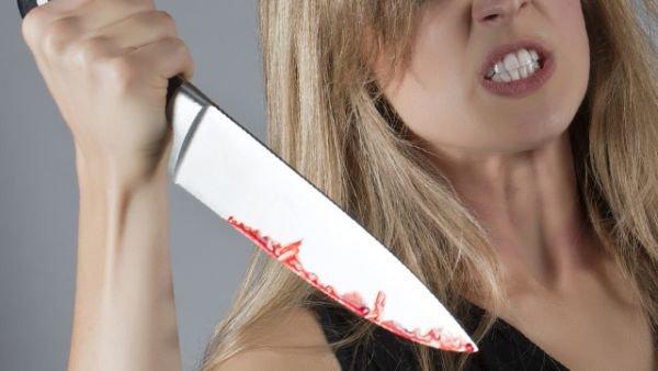 В области женщина вонзила нож в шею мужчины. Новости Днепра