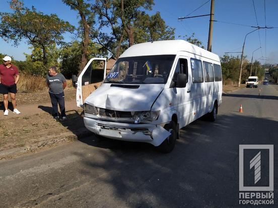 В области в ДТП пострадали два человека. Новости Днепра