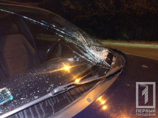 В регионе в ДТП пострадал мужчина. Новости Днепра