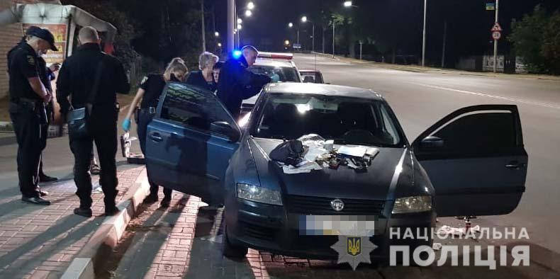 Полицейские в четвертый раз задержали водительницу под наркотиками. Новости Днепра