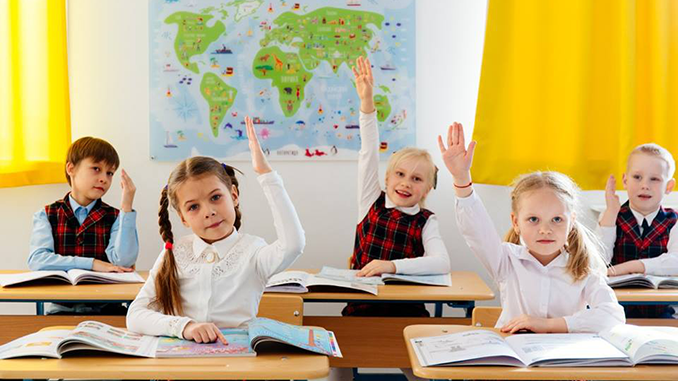 Бывшие русские школы проверят на соблюдение закона. Новости Днепра