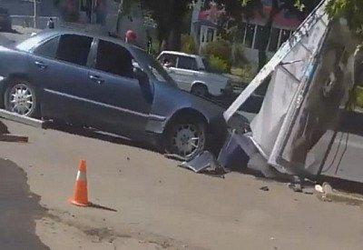 В области легковушка сбила троих человек. Новости Днепра