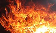 Мужчина погиб в огне в собственном доме