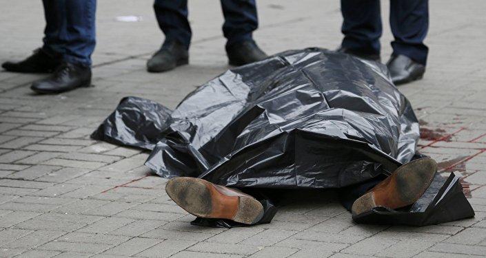 На полигоне под Днепром найден труп мужчины. Новости Днепра
