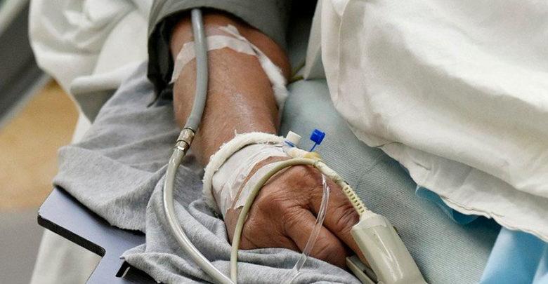 Очередная смерть от коронавируса. Новости Днепра