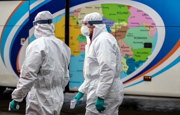Обнародована официальная статистика заболеваемости коронавирусом в Украине. Новости Днепра