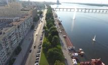 В Днепре открыли первую очередь обновленного бульвара Набережной Победы: что изменилось