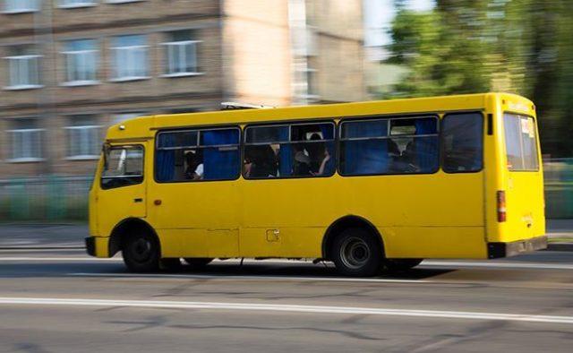 ЧП в маршрутке. Новости Днепра