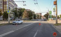 В Днепре мужчина попал под колеса автомобиля