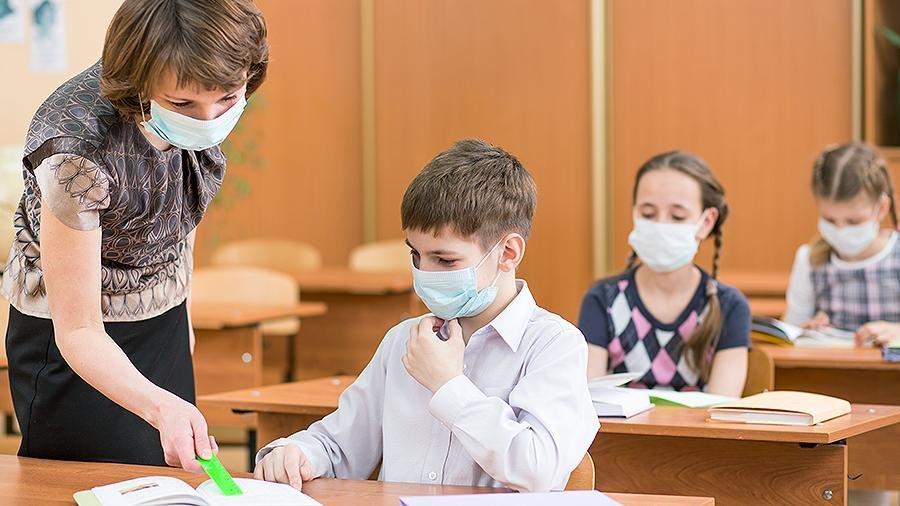 Маски для школьников. Новости Днепра
