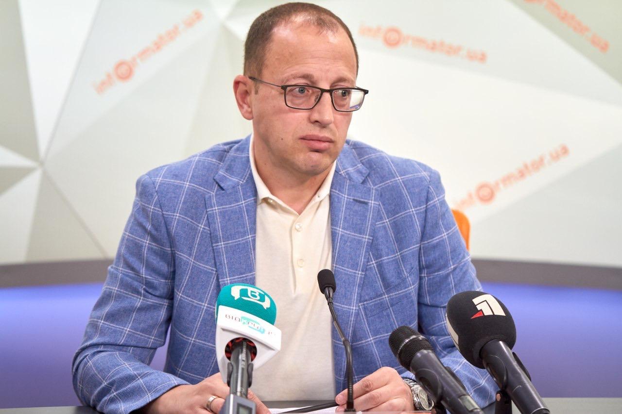 Геннадий Гуфман рассказал, почему не баллотируется в мэры. Новости Днепра