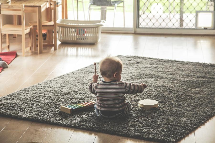 В области годовалый ребенок оказался запертым в доме. Новости Днепра
