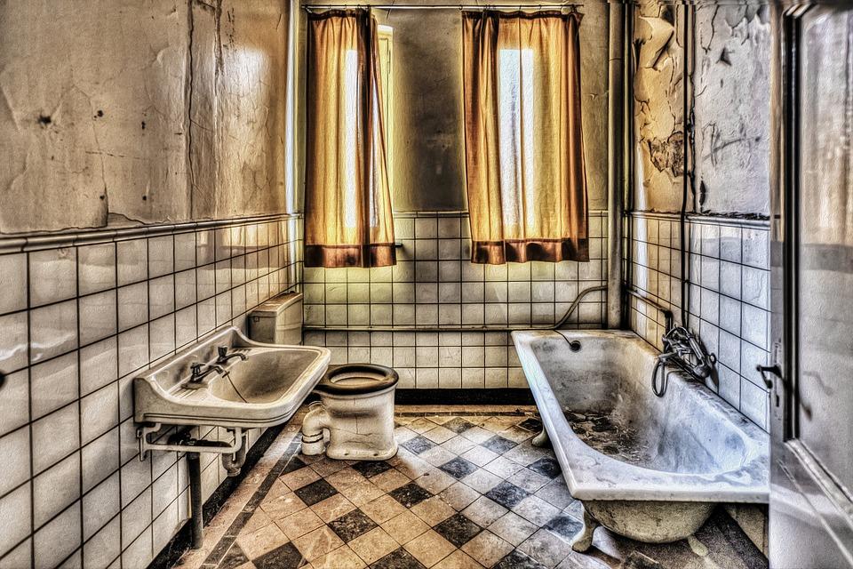 Люди, живущие на последних этажах, не могут помыться. Новости Днепра