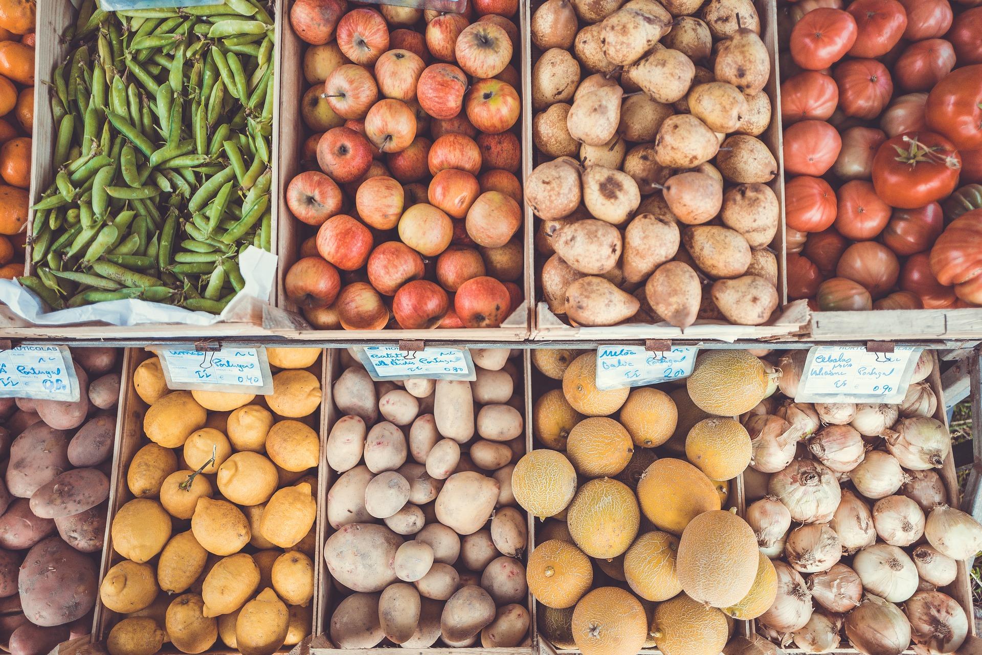 Цены на продукты в Днепре