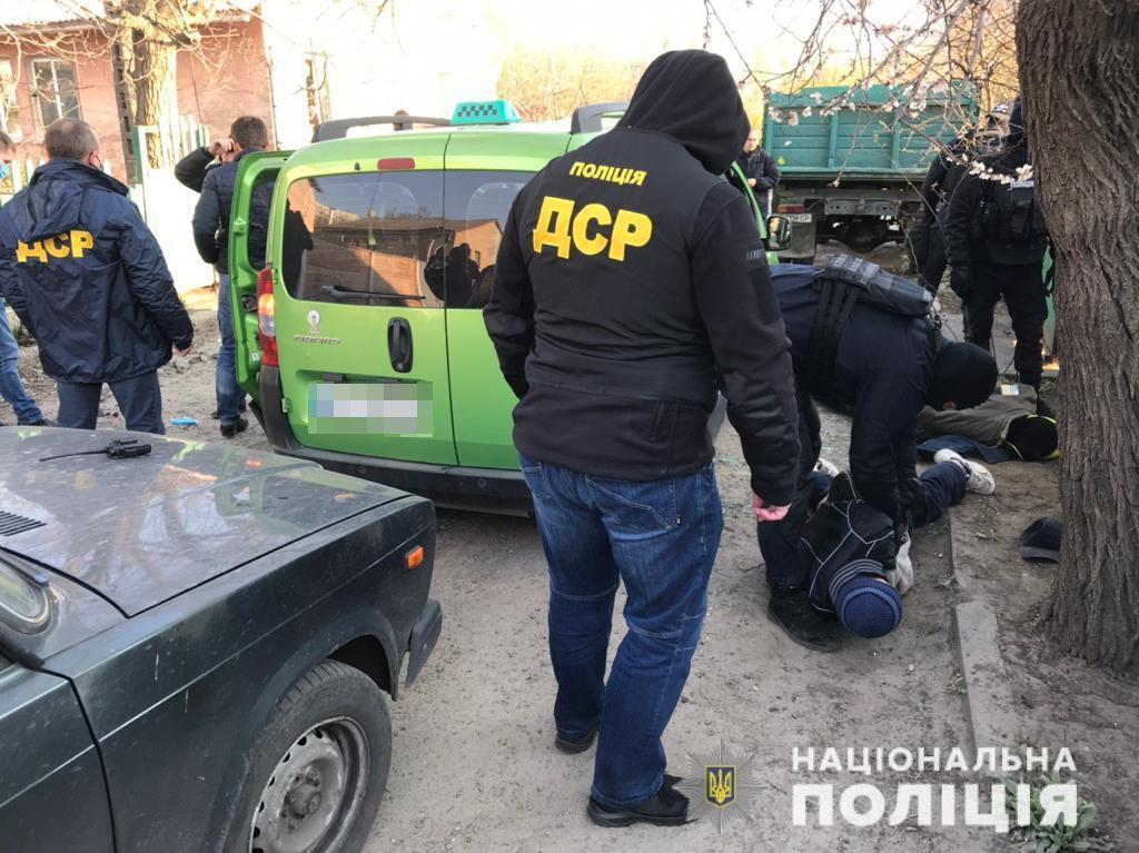 В регионе полицейские задержали преступников. Новости Днепра