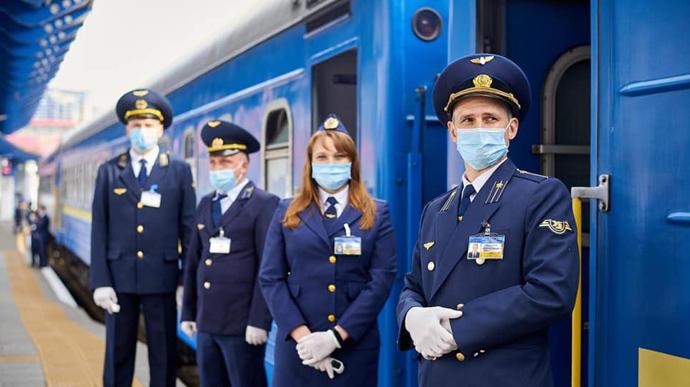 Пассажиры устроили в поезде скандал. Новости Днепра