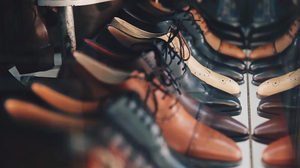 Воришка погорел на краже обуви. Новости Днепра