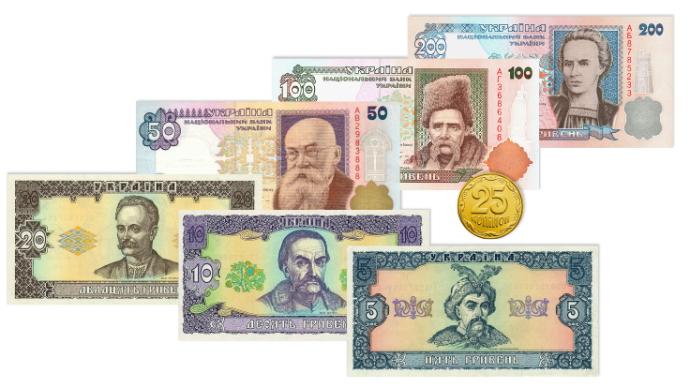 деньги НБУ