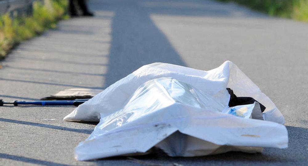 В области полицейские устанавливают личность умершего. Новости Днепра