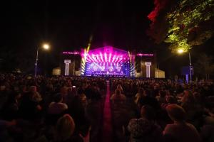 Музыканты с мировыми именами выступили для днепрян и гостей города. Новости Днепра