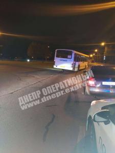 ДТП произошло на Набережной Заводской. Новости Днепра