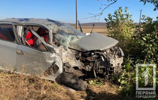 В регионе во время ДТП погиб водитель. Новости Днепра