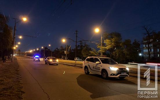 В регионе авто сбило подростка. Новости Днепра
